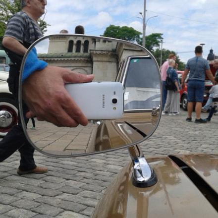two way mirror, Samsung Galaxy Grand Neo