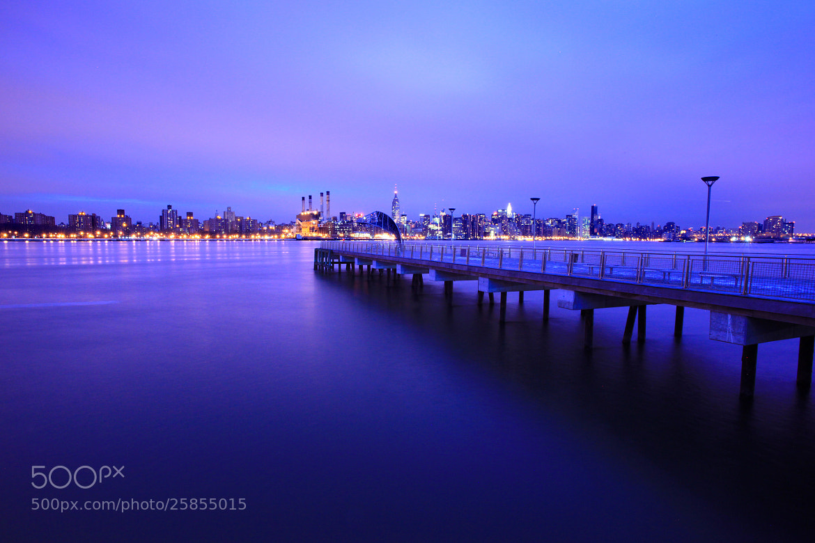 Photograph Winter Wharf by Casey Masterson on 500px