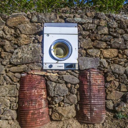 Una lavadora?, Panasonic DMC-FT30
