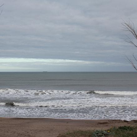 Quequen beach, Canon EOS KISS X4, Canon EF 28-80mm f/3.5-5.6