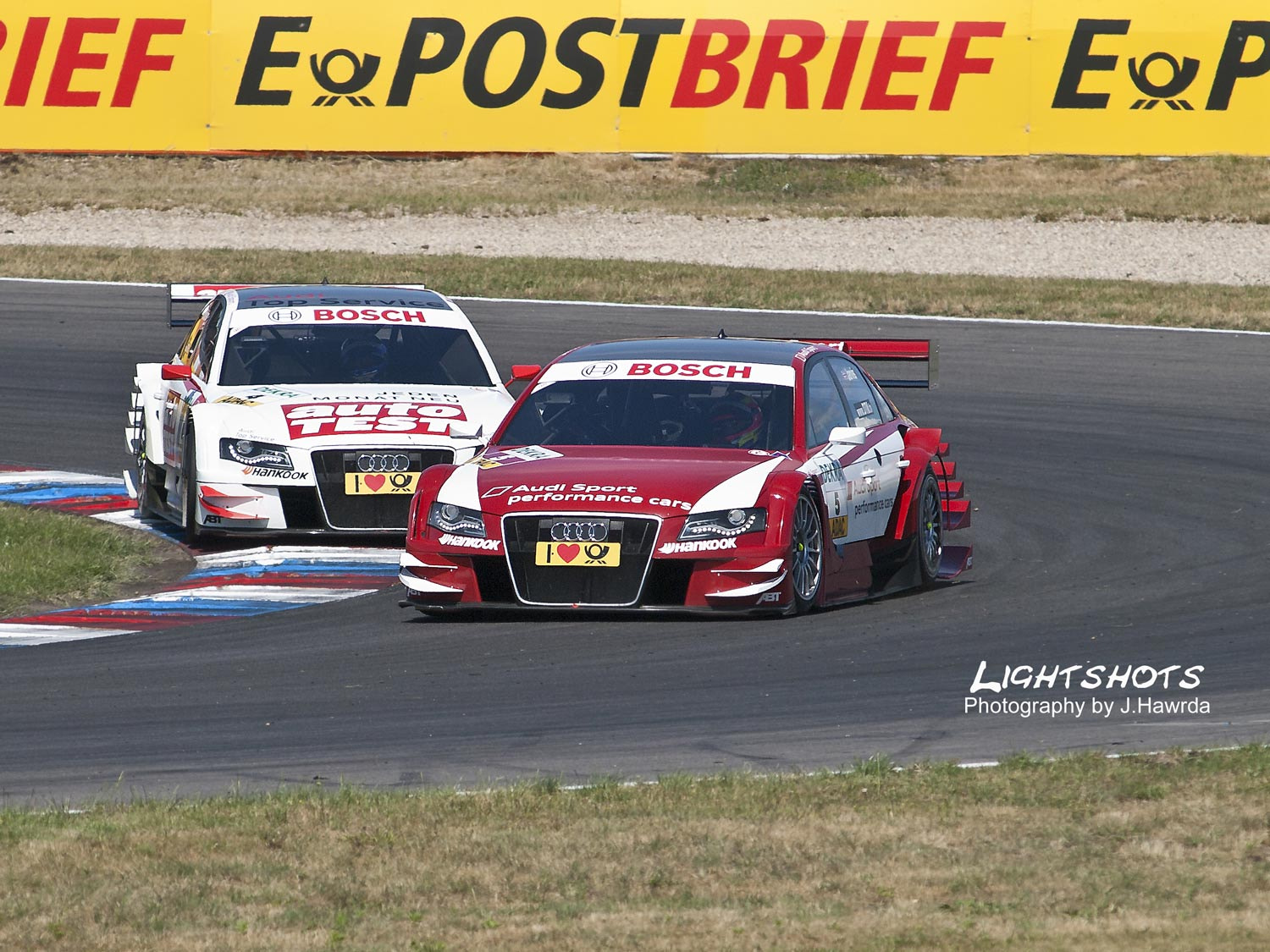 Photograph DTM 2011 by lightshots on 500px