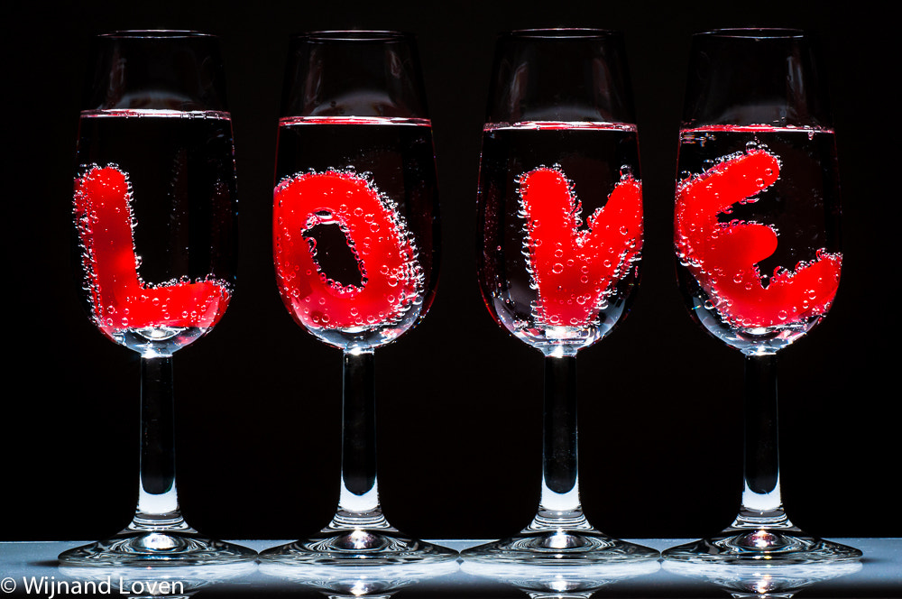 Photograph Champagne, with love by Wijnand Loven on 500px