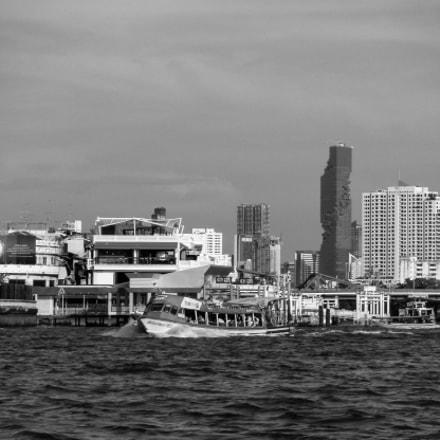 Bangkok from Chao Phraya, Fujifilm FinePix XP70 XP71 XP75