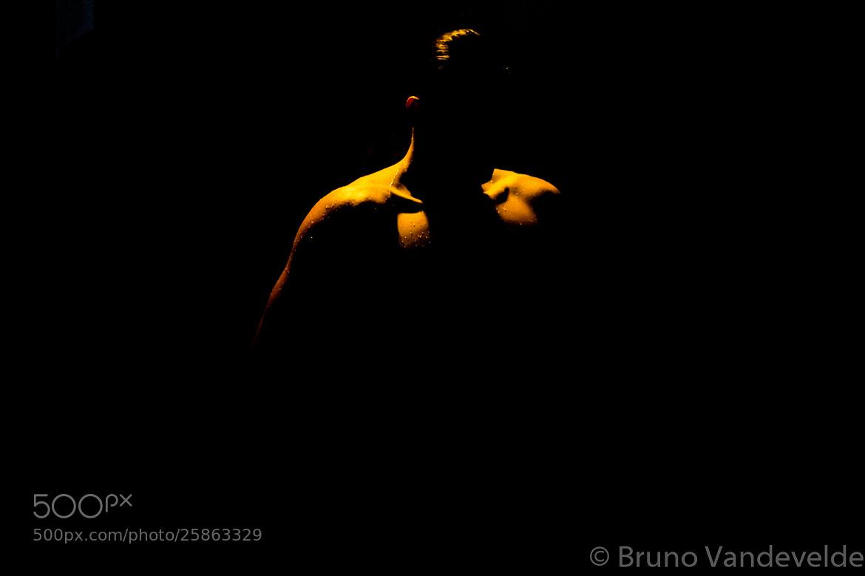 Photograph Swim-show Courbevoie - Florent Manaudou by Bruno Vandevelde on 500px