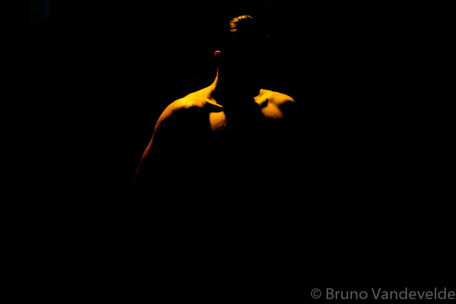 Photograph Swim-show Courbevoie - Florent Manaudou by Bruno Vandevelde on 500px