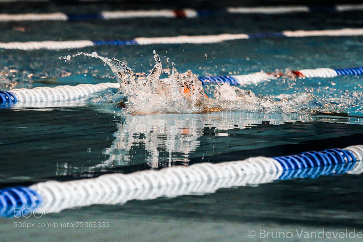 Photograph Swim-show Courbevoie by Bruno Vandevelde on 500px