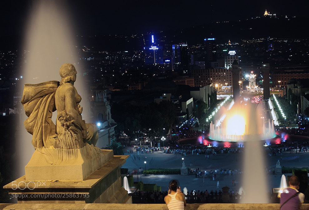 Photograph On top of Barcelona by Feargal Norton on 500px