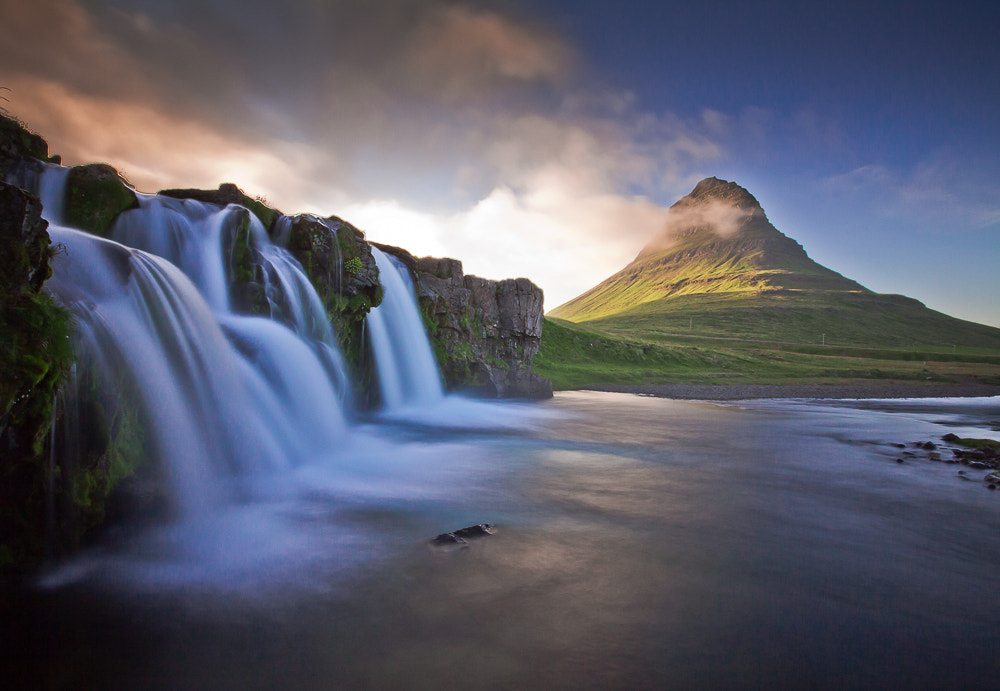 Photograph Kirkjufell by Anup Matharu on 500px