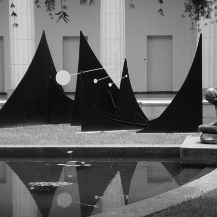 Museo de Bellas Artes, Sony DSC-H9