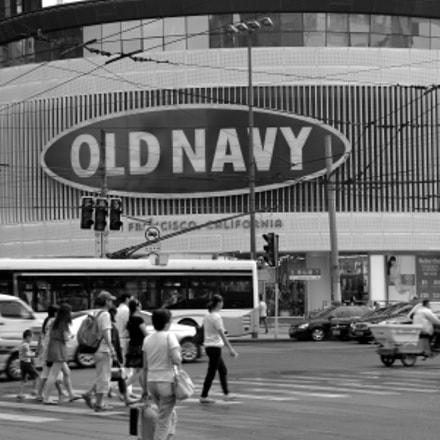 Old Navy, Nikon D5200