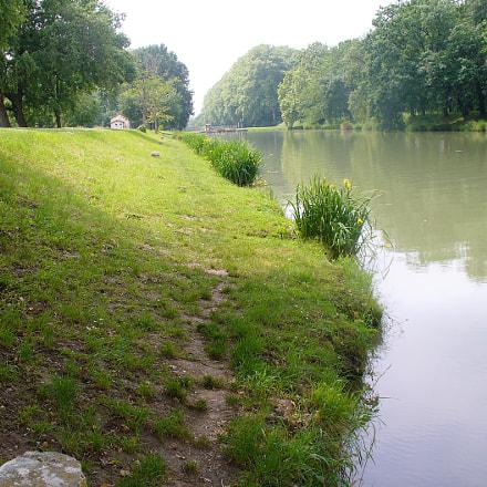 Canal des 2 mers -Agen-France, Panasonic DMC-LZ5