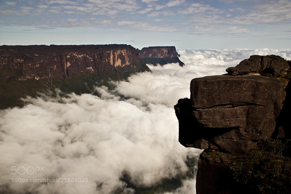 Photograph Monte Roraima by Marcelo Camacho on 500px
