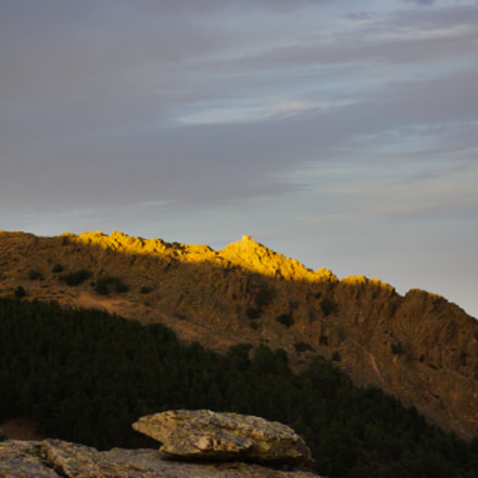 Abantos Mount..., Pentax K10D, smc PENTAX-DA 18-55mm F3.5-5.6 AL