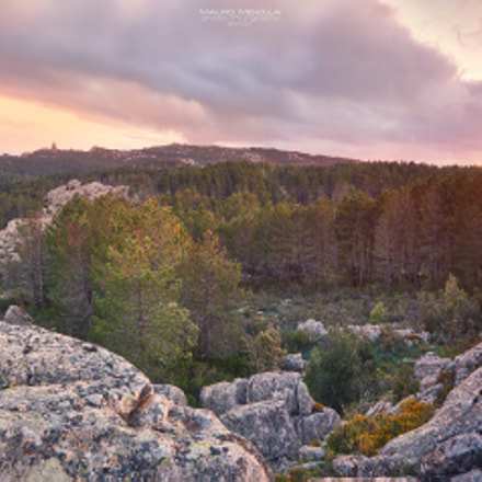 Mountain Sunset, Fujifilm X-T2, XF10-24mmF4 R OIS