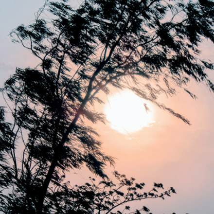 Sun Set, Canon IXUS 300 HS