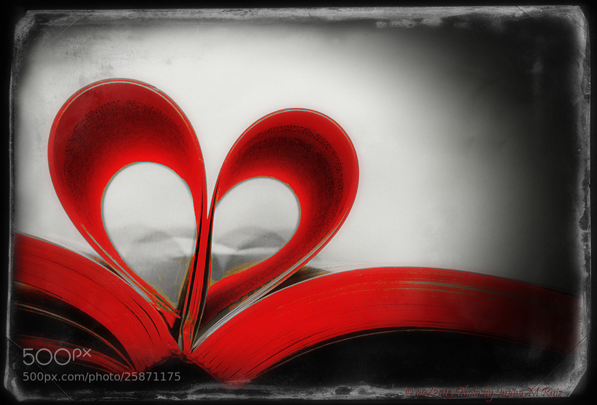 Photograph Love is all around by Juana Maria Ruiz on 500px