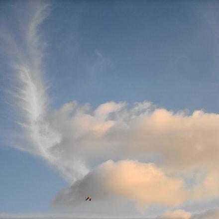 Bulutlar, Nikon D810