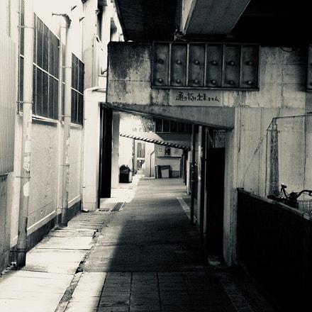 Tokyo Alley, Nikon COOLPIX S60