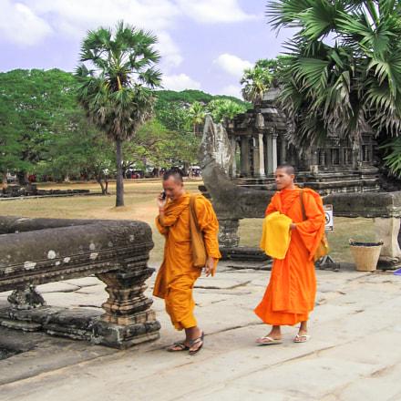 Angkor Wat | Cambodia, Canon POWERSHOT A560