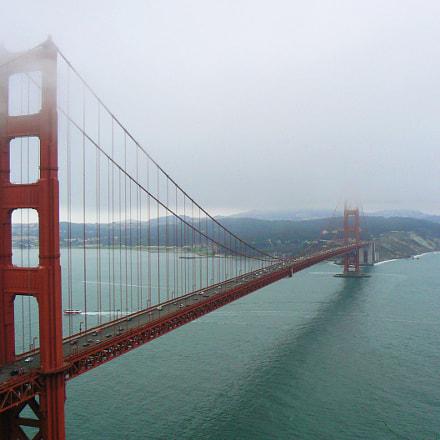 San Francisco Bridge, Panasonic DMC-FZ7