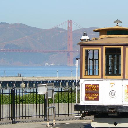 The Cable San Francisco, Panasonic DMC-FZ7
