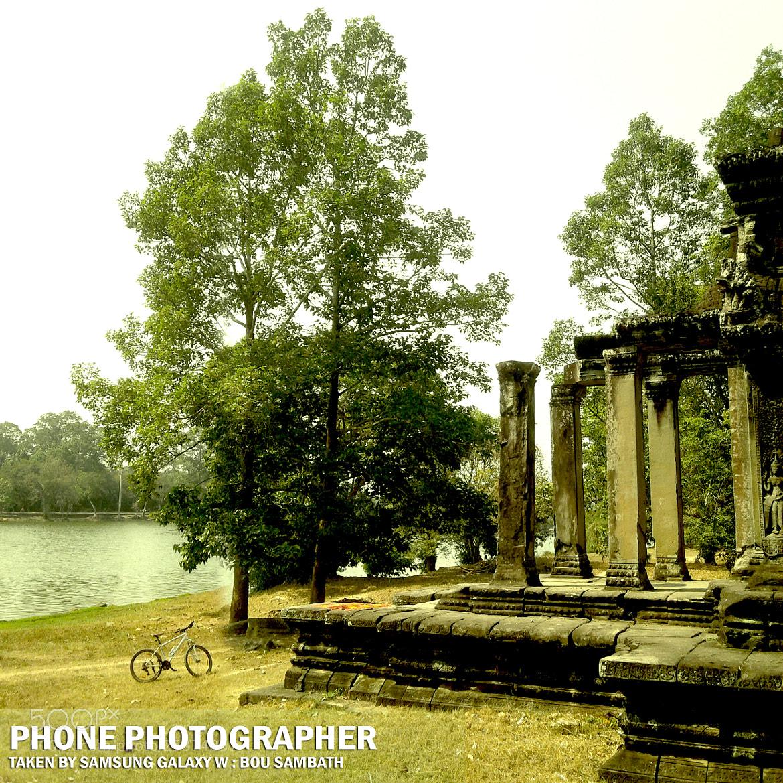 Photograph Taken Near The Angkor Wat Temple by bou Sambath on 500px