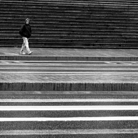 Про городские переходы, Nikon D750