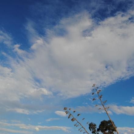 Sky, Nikon D3000, AF-S DX Zoom-Nikkor 18-55mm f/3.5-5.6G ED II
