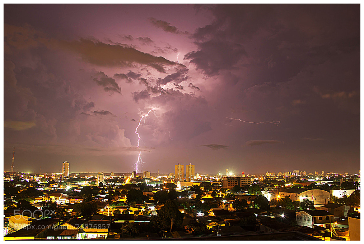 Photograph Spoke in Rondônia Skies by Humberto Arouca on 500px