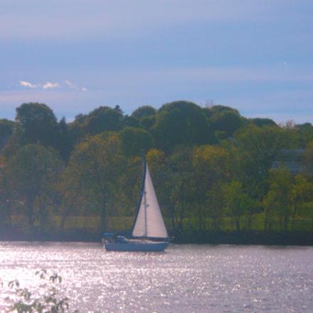 Boat, Fujifilm FinePix AX550