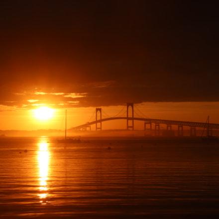 Newport bridge, Canon EOS 800D, Canon EF 300mm f/2.8L IS II USM