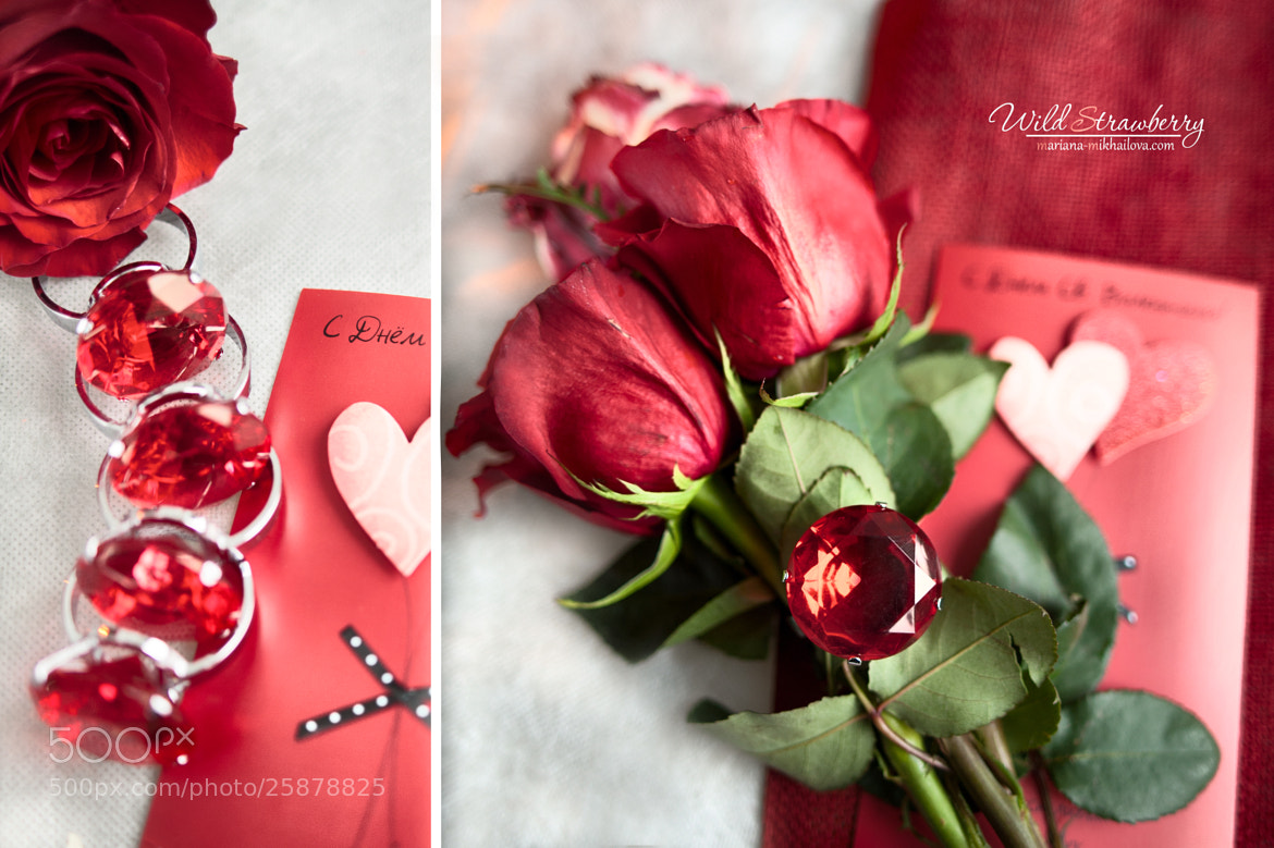 Photograph St. Valentine's Day by Mariana Mikhailova on 500px