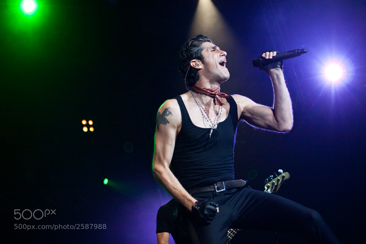 Photograph Janes Addiction by Avihai Levy on 500px