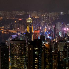 Hongkong Peak #1