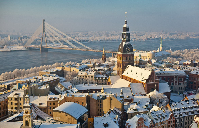Photograph Riga by Vladimir Senchikhin on 500px