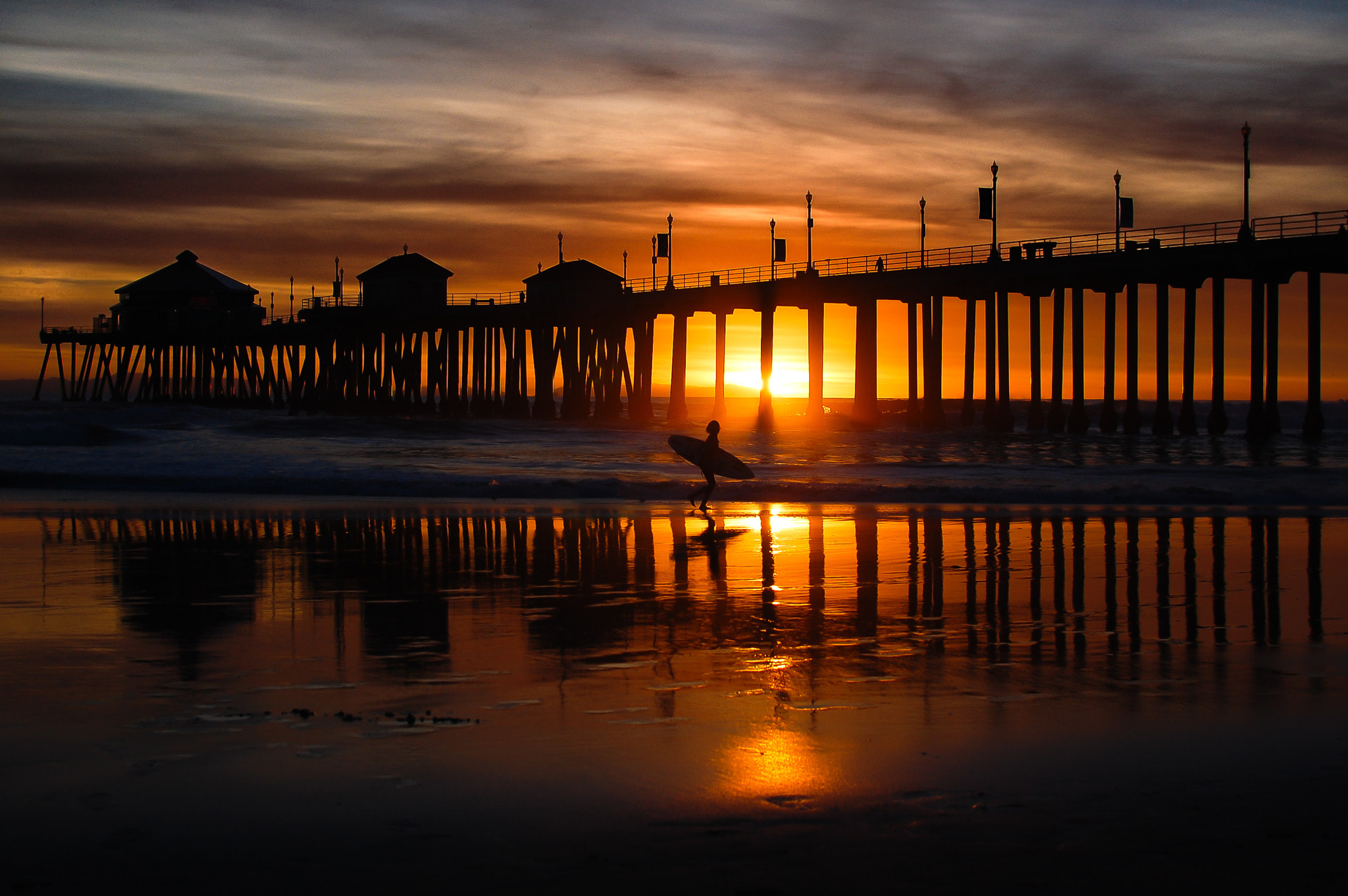 Photograph Sunset California by Mike Edwards on 500px