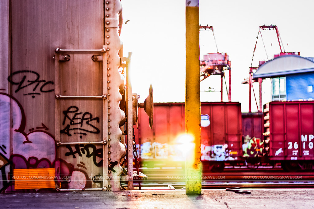 Photograph Graffiti Sunrise by Conor Musgrave on 500px