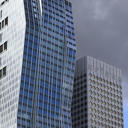 Tours à la Défense, Nikon D7000, Sigma 17-70mm F2.8-4 DC Macro OS HSM