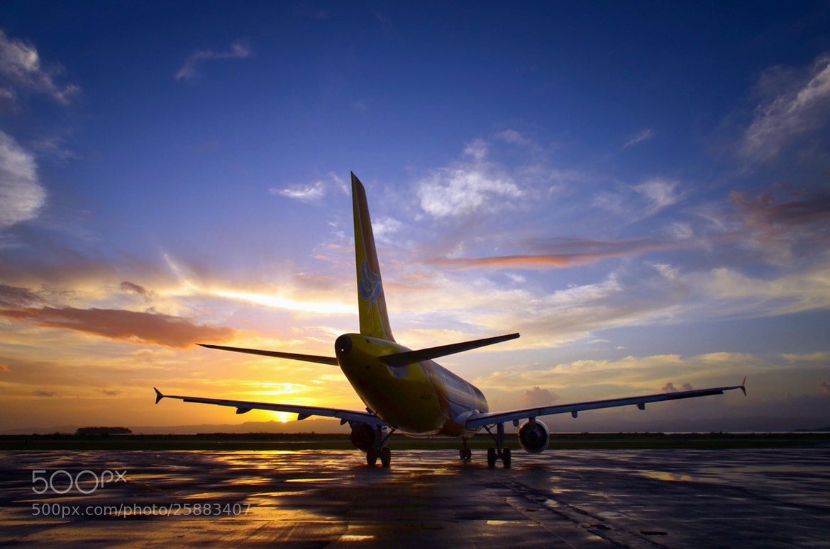 Photograph Ready for take off by Vey Telmo on 500px