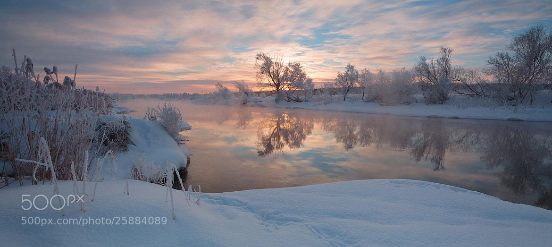 Photograph February's winter charm by Marat Akhmetvaleev on 500px
