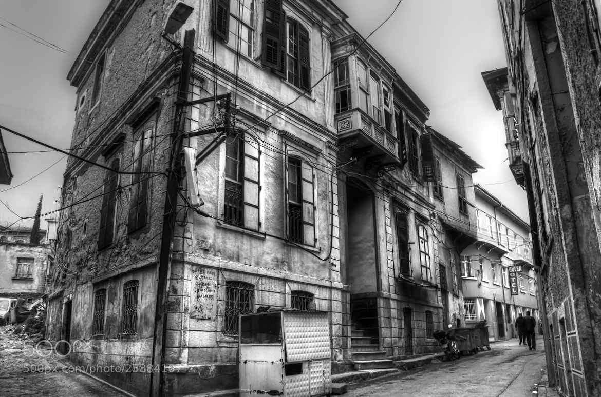 Photograph Back Streets by Mehmet Gurel on 500px