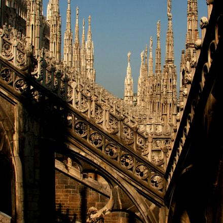 Duomo di Milano, Fujifilm FinePix S5500
