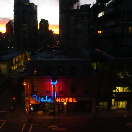 Vancouver Yale Hotel, Pentax K20D, smc PENTAX-DA 14mm F2.8 ED[IF]