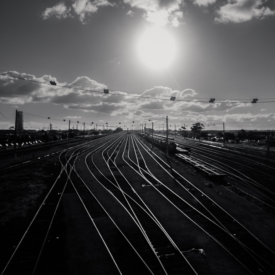 Photograph Tracks by Bruce Noronha on 500px