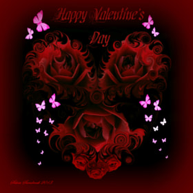 Happy Valentine's Day everyone.........