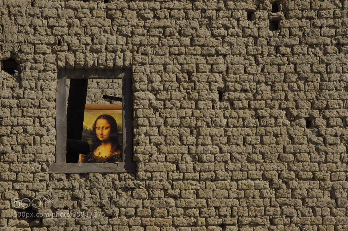 Photograph The vanished Mona Lisa by Afzal Khan on 500px