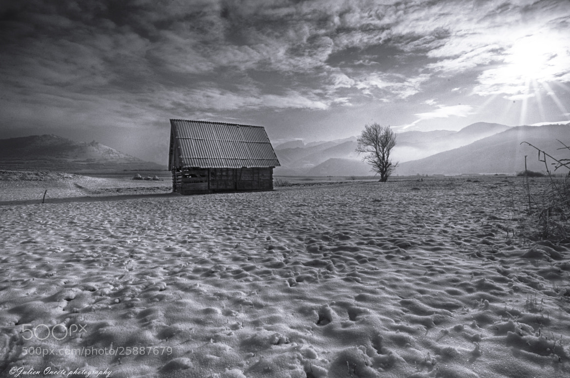 Photograph Winter by Julien Oncete on 500px