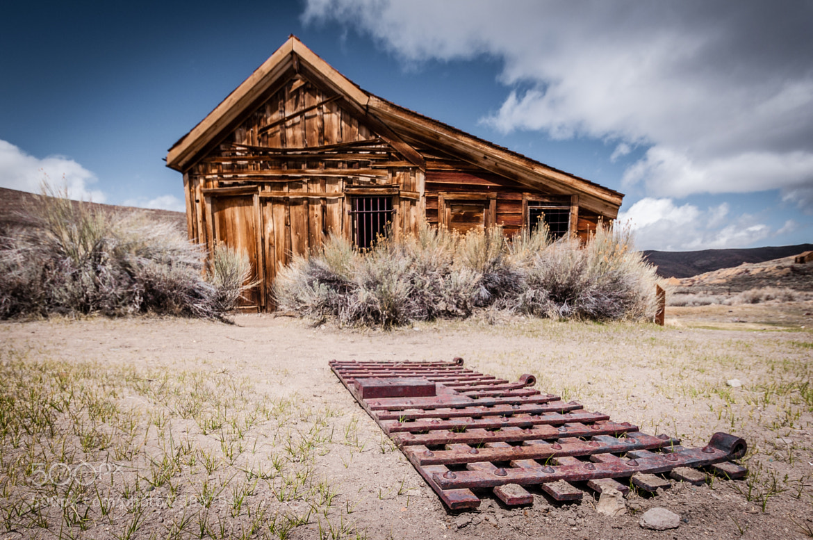 Photograph Prison in Bodie by Karsten May on 500px