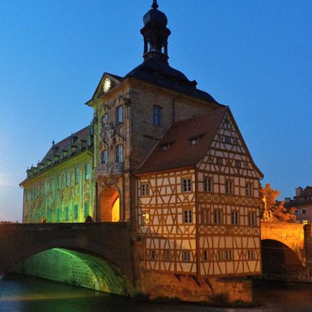 Altes Rathaus Bamberg, Panasonic DMC-FZ38