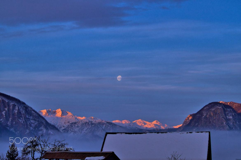 Photograph Morning Gold Summits by Edvard - Badri Storman on 500px